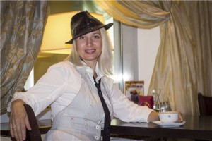 Вероника Толпекина